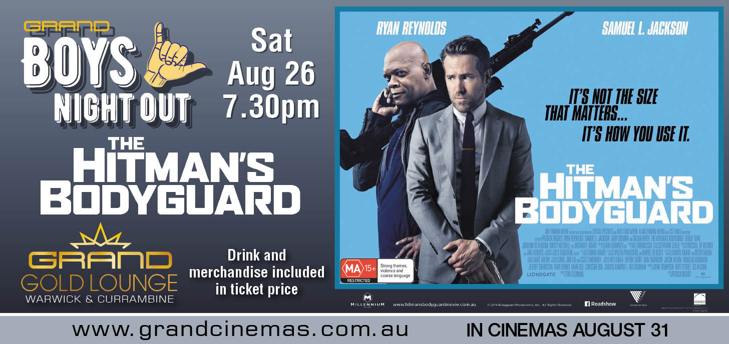 Advance Screening of The Hitmans Bodyguard
