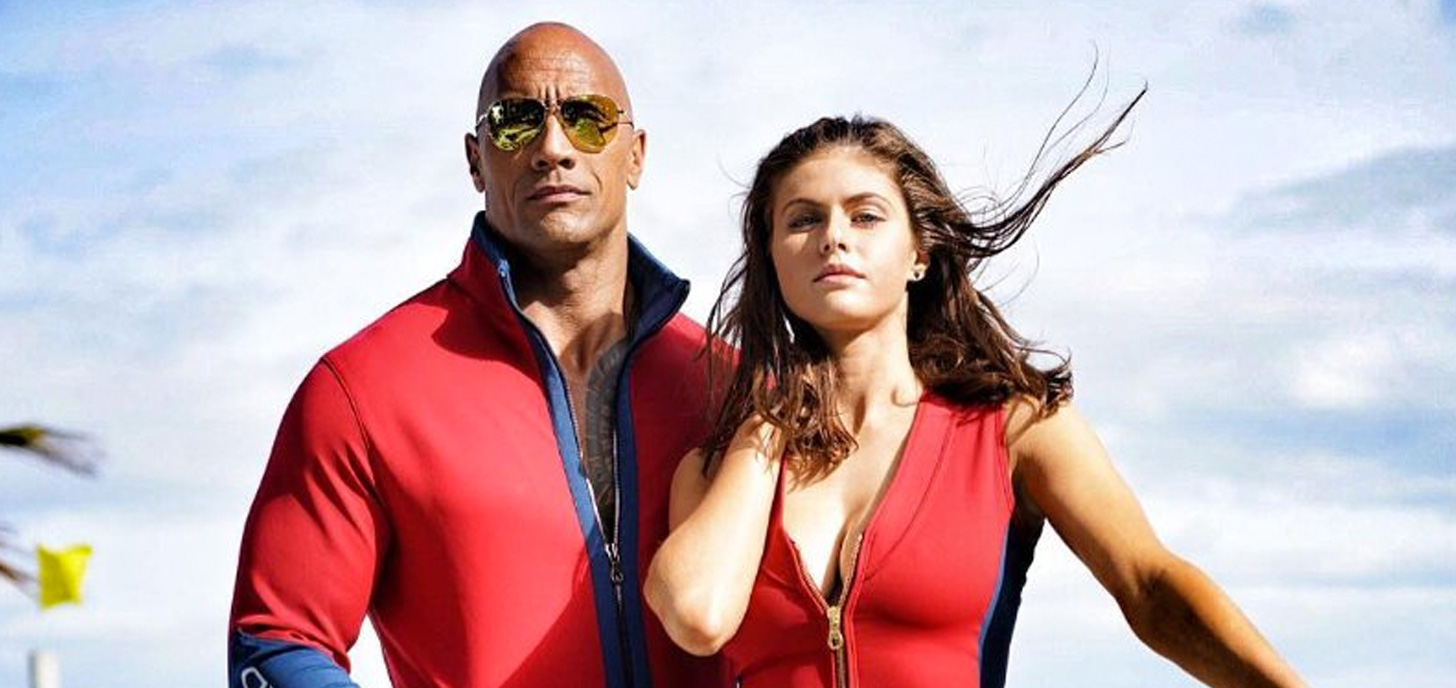 Now Showing: Baywatch