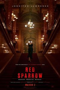 Red Sparrow (CINEMAX)