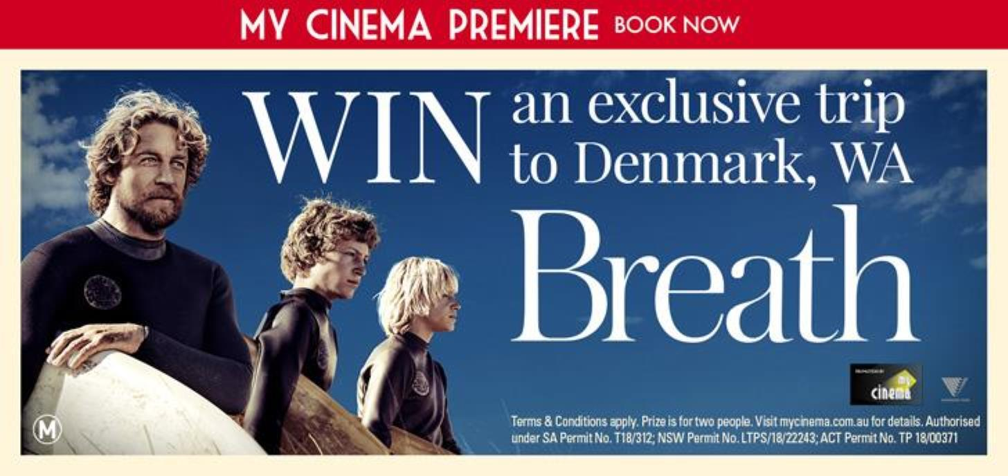 Q&A with Simon Baker, 7pm Wed 2 May