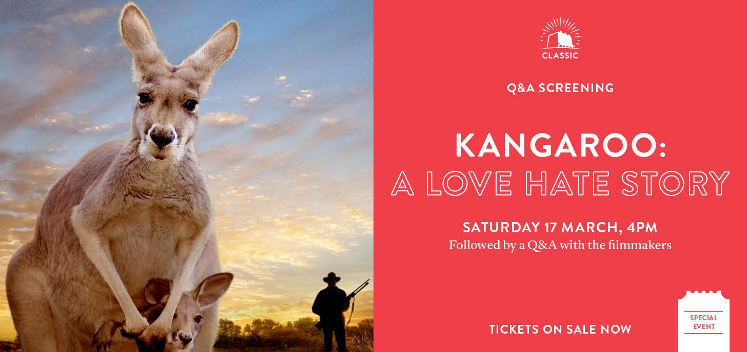 Kangaroo Q&A Screening