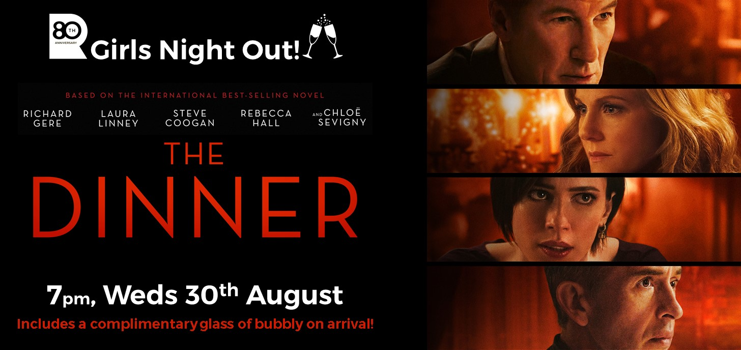 THE DINNER - Girls Night Out
