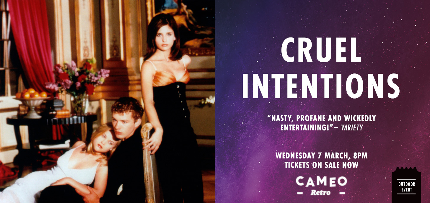 Cruel Intentions at Cameo Outdoor