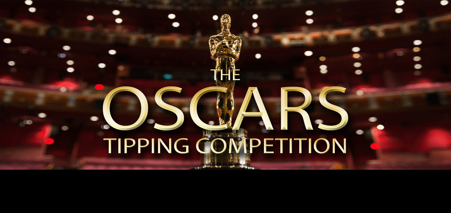 Academy Awards Tipping Competition