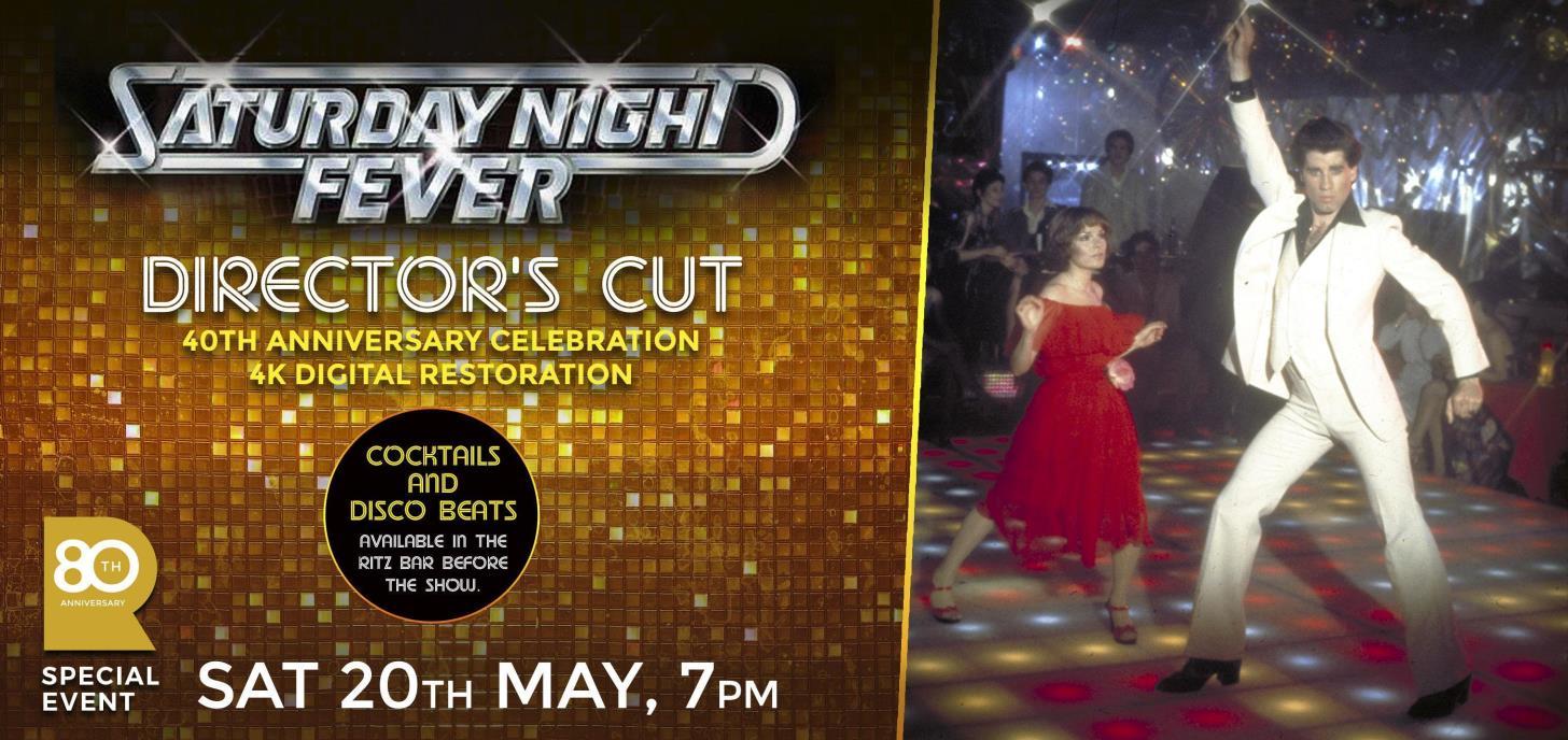 Saturday Night Fever - 40th Anniversary Celebration!
