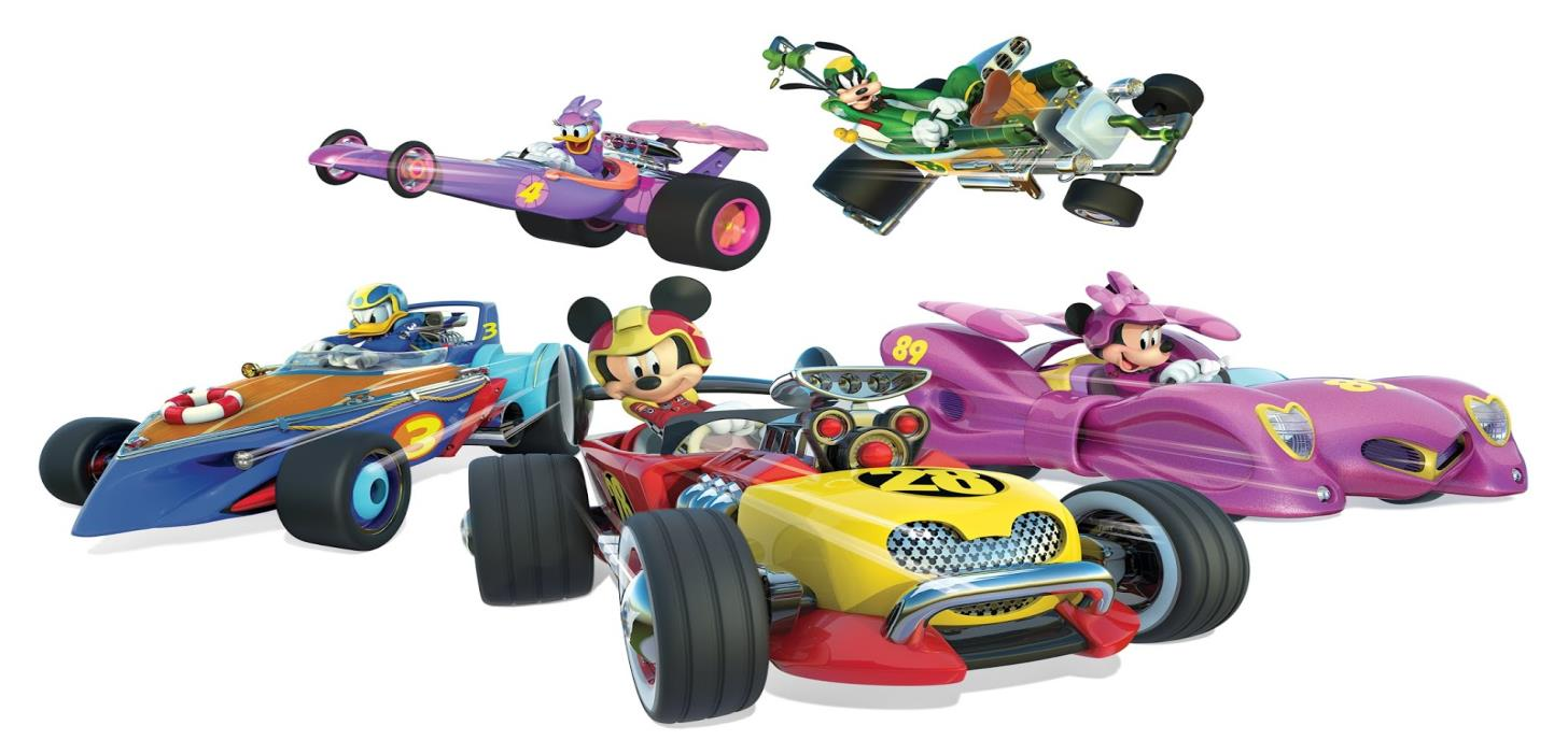 Mickey & the Roadster Racers on the Big Screen