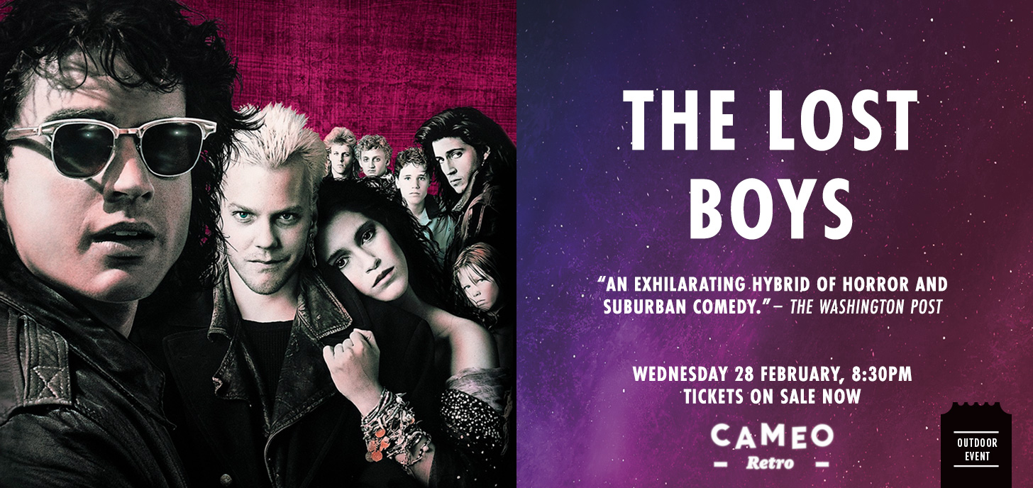 The Lost Boys at Cameo Outdoor