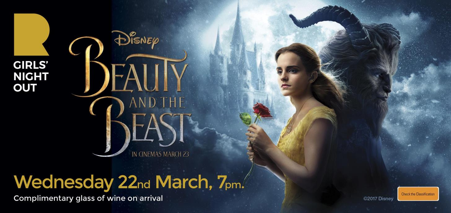 Beauty And The Beast - Girls Night Out