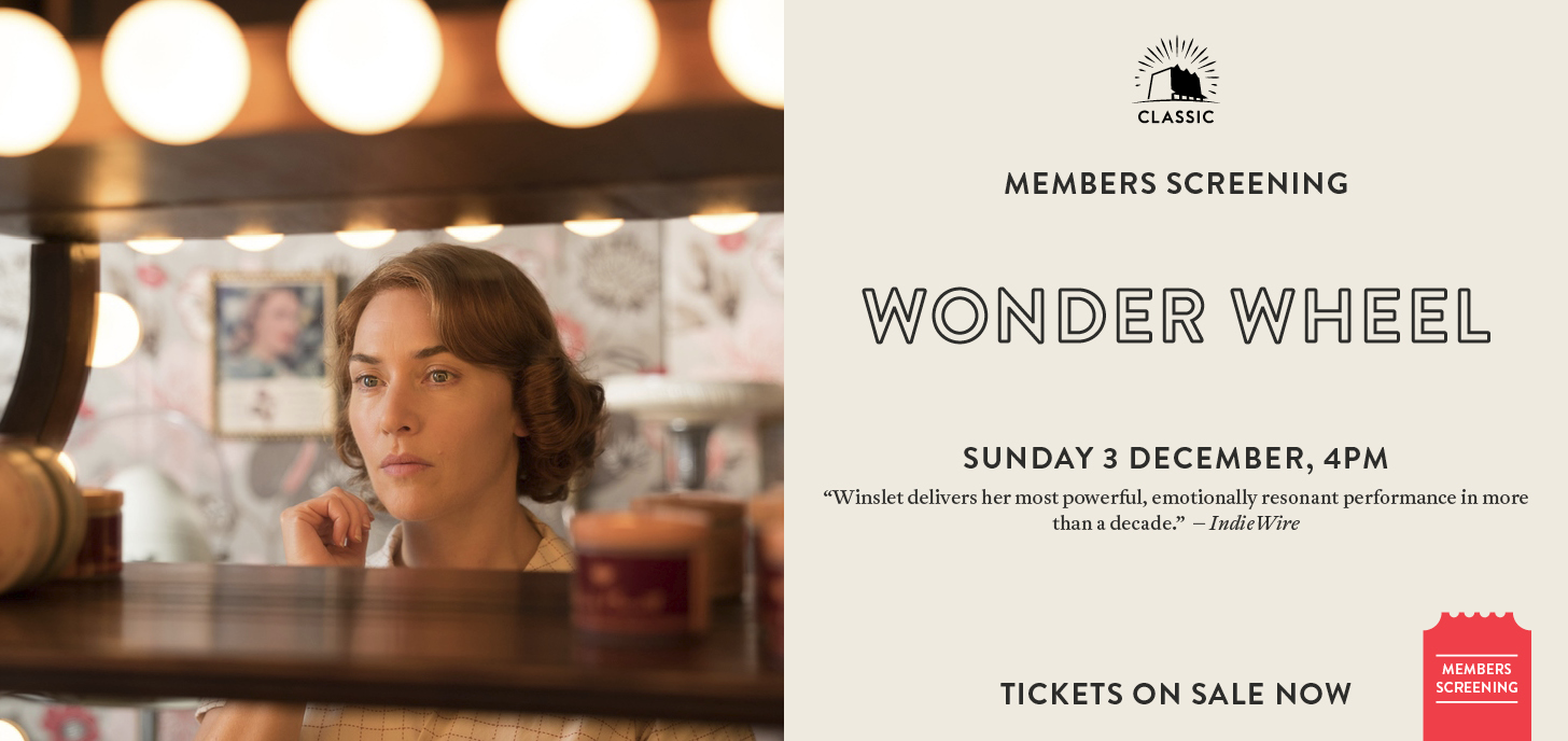 Wonder Wheel Members Screening