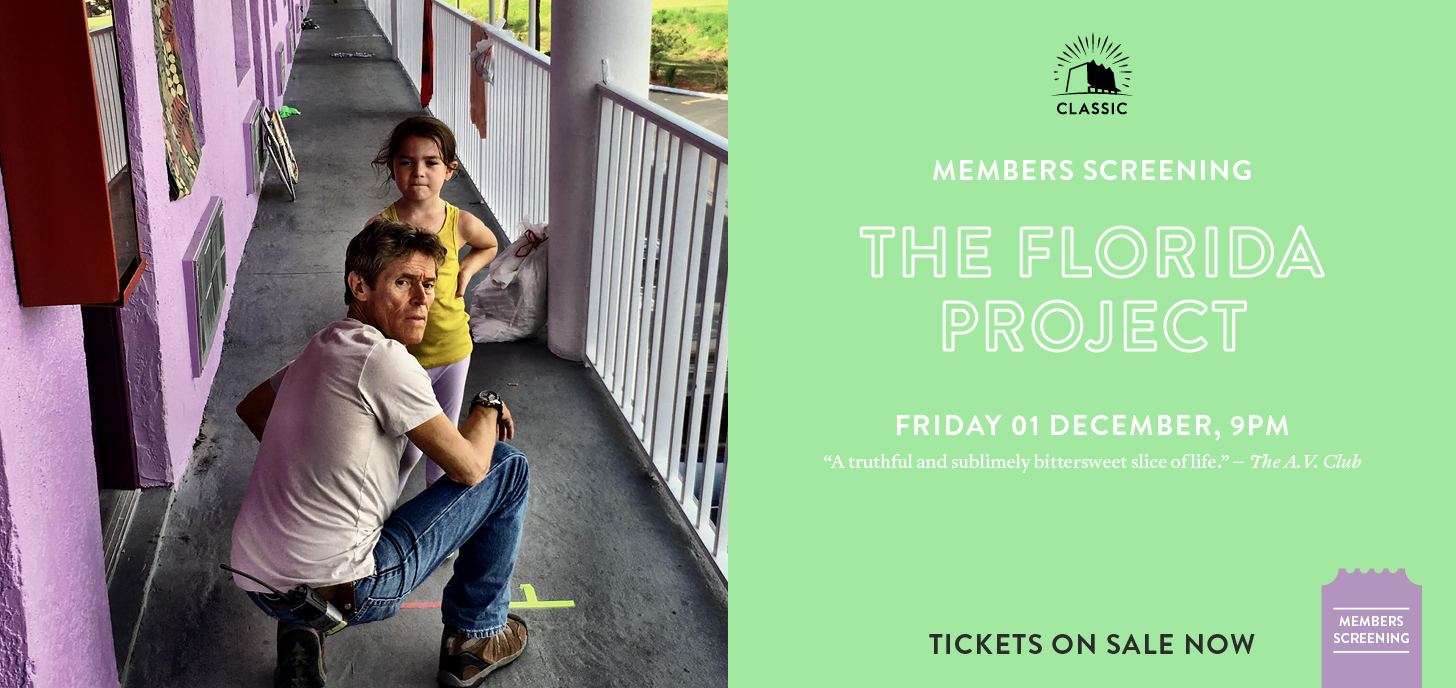 The Florida Project Members Screening