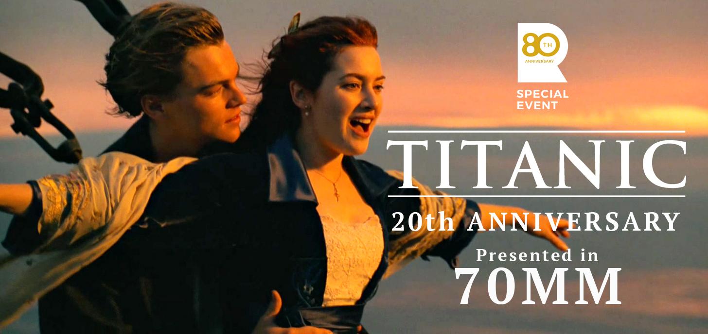 TITANIC - 70mm Screening!