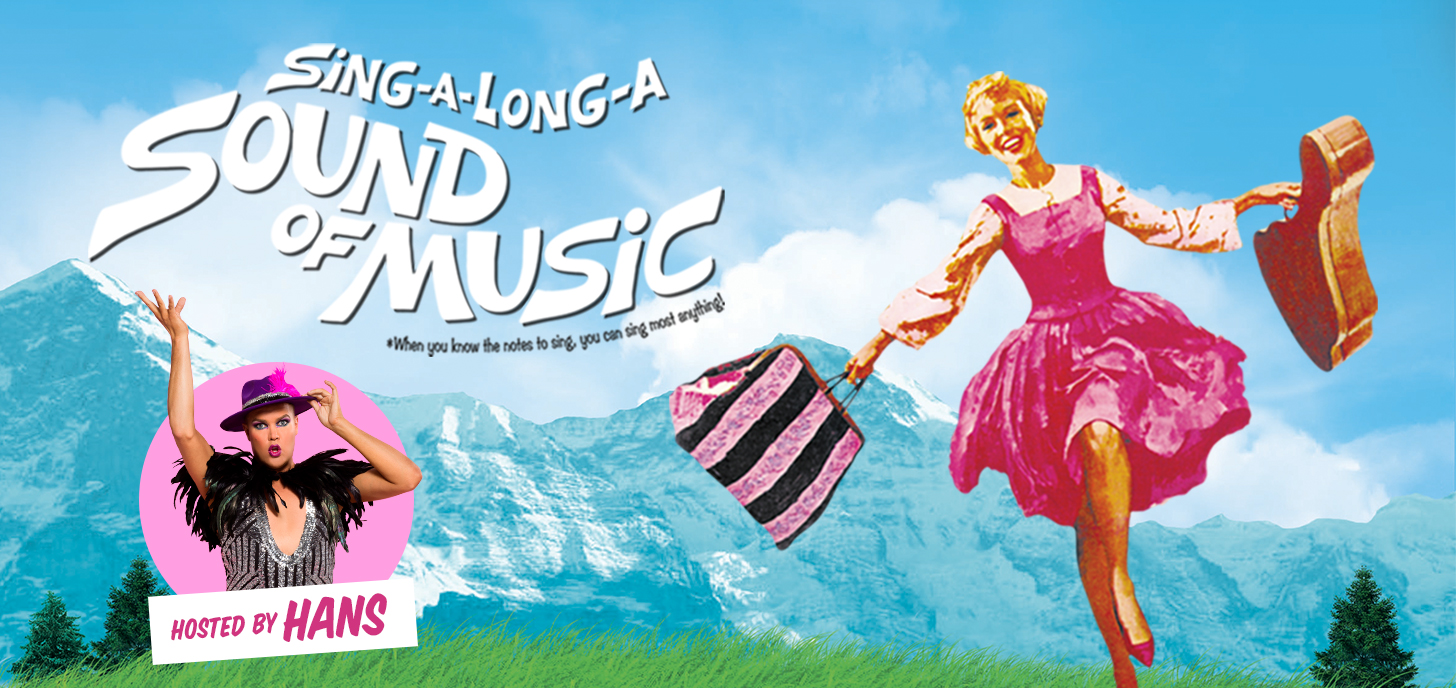 Sing-A-Long-A Sound of Music coming to Fays!