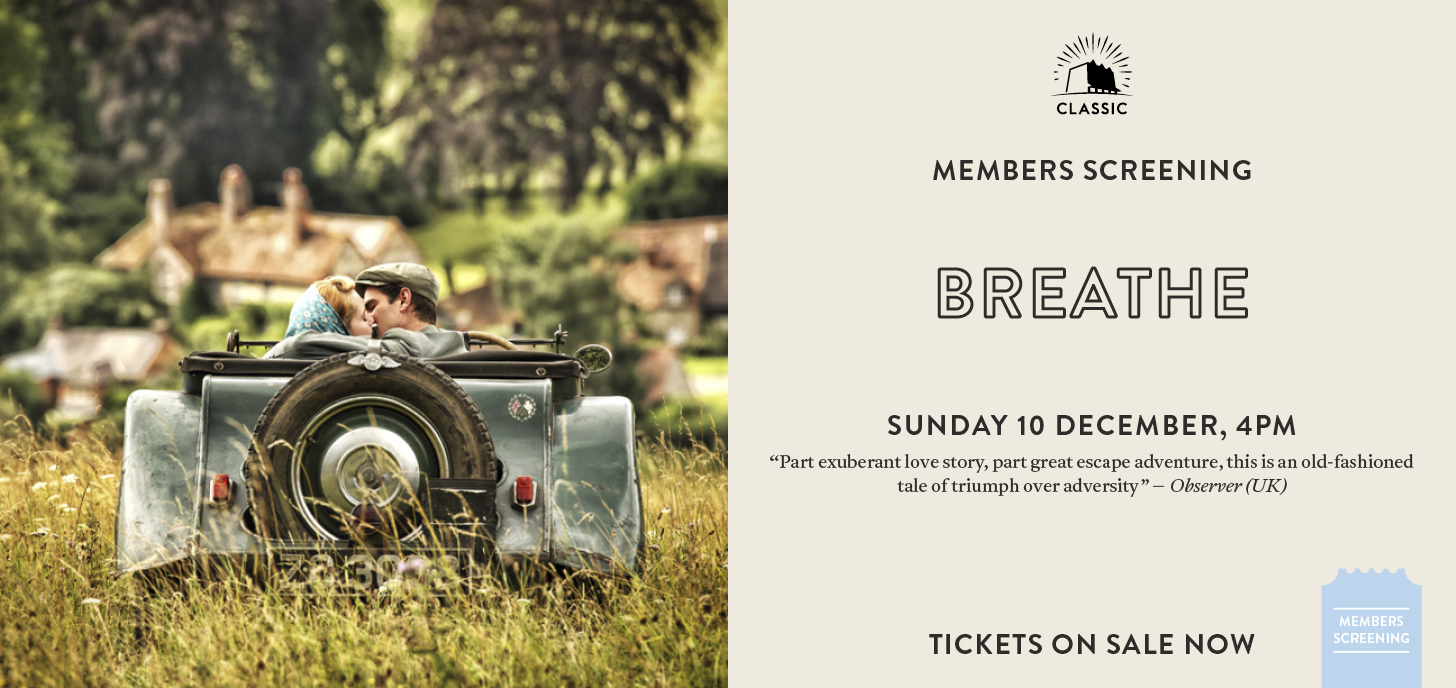 Breathe Members Screening