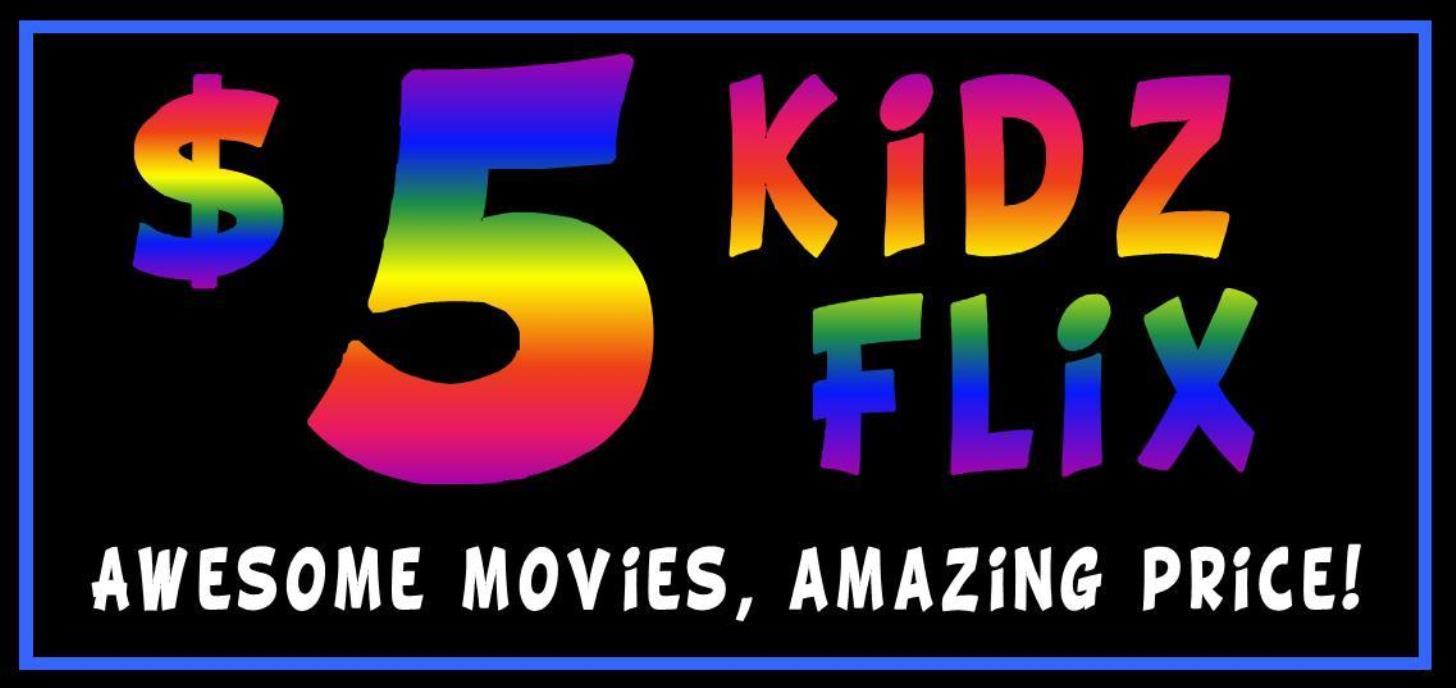 $5 Kidz Flix