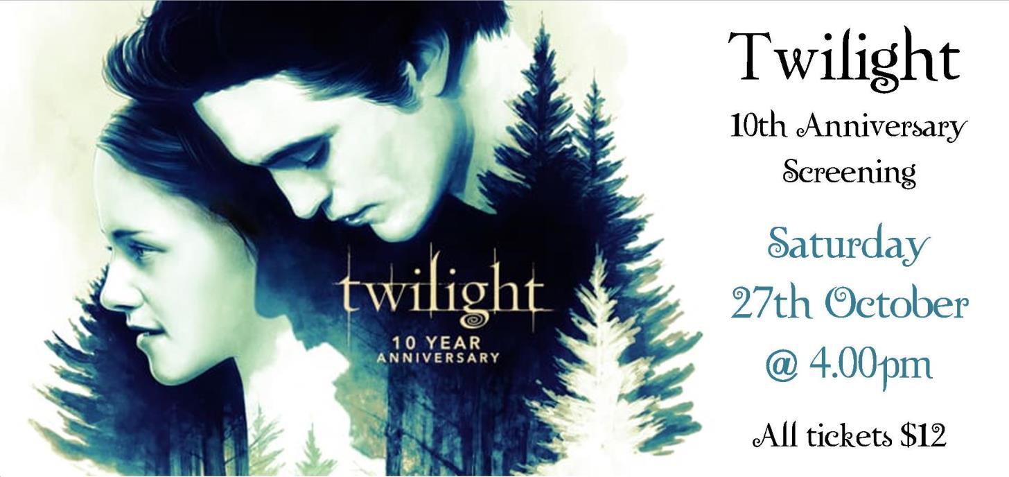 Twilight 10th Anniversary