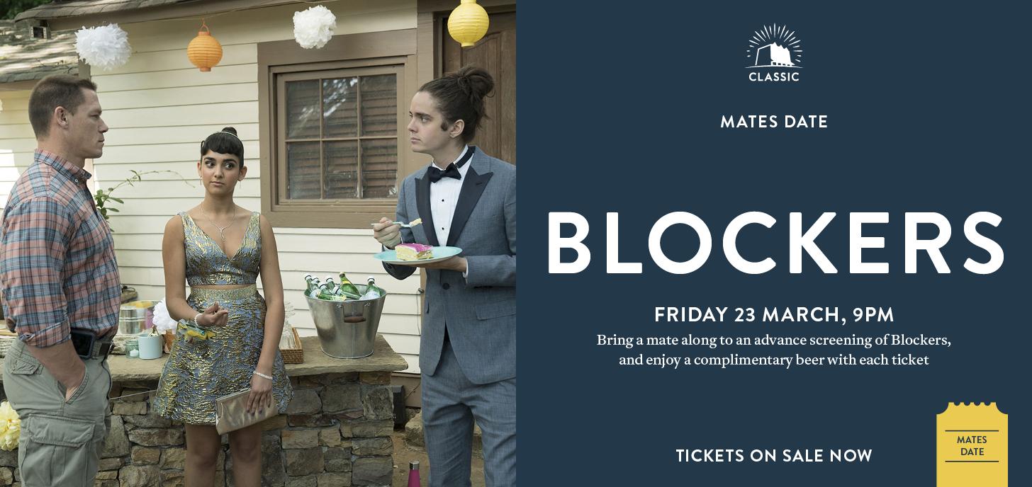 Blockers Mates Date Screening