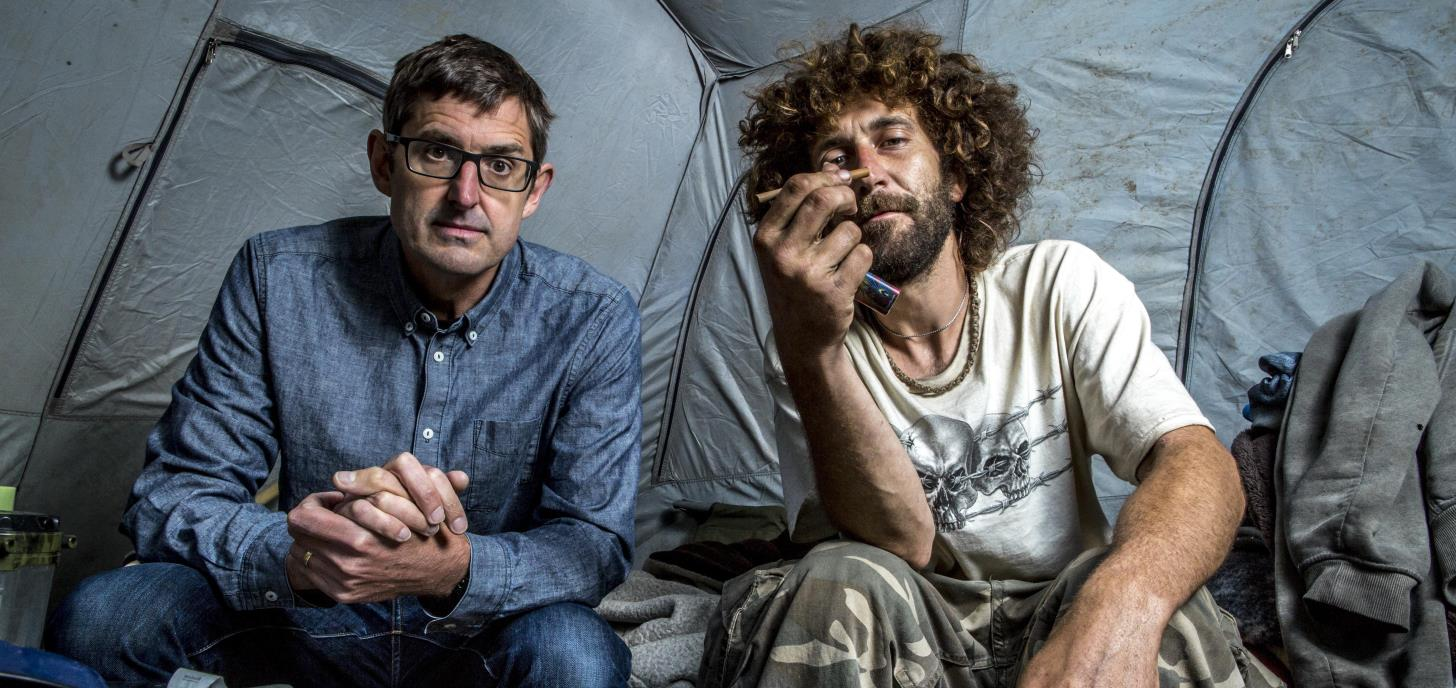 Louis Theroux: Heroin Town - Limited Season