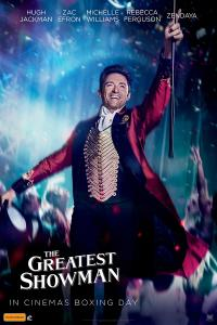 The Greatest Showman  (CINEMX)
