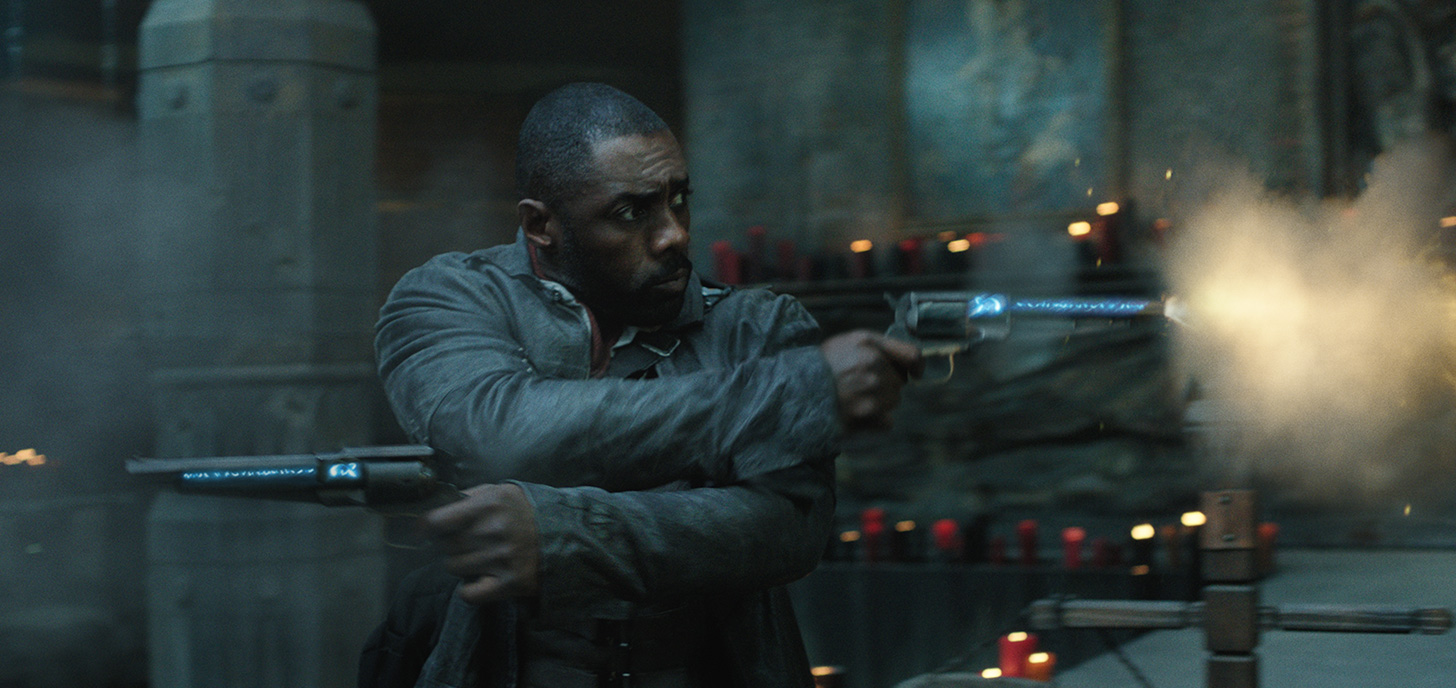Now Showing: The Dark Tower