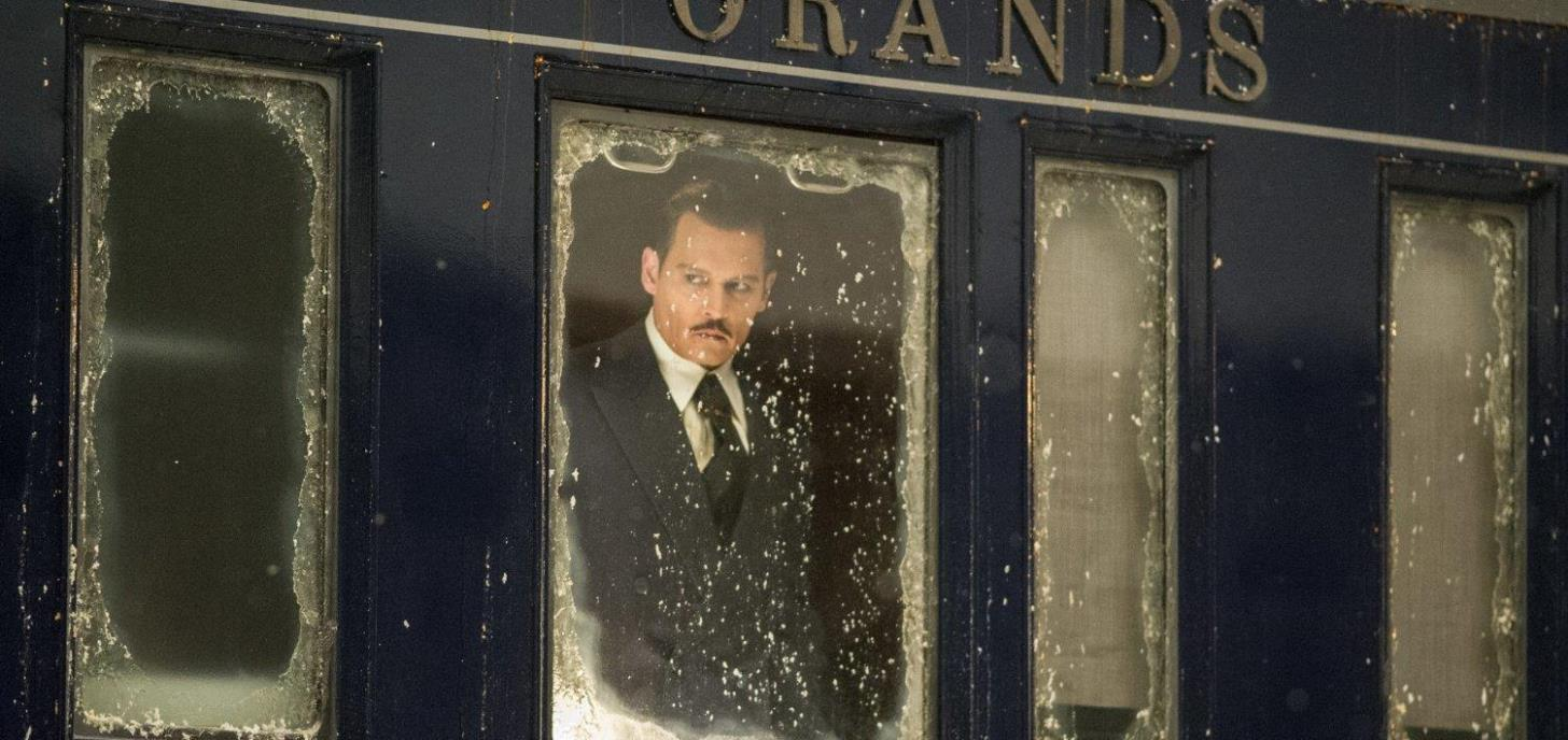 Now Showing: Murder on the Orient Express