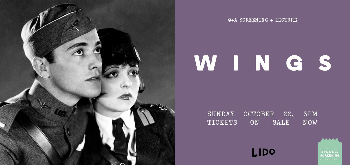 Wings 90th Anniversary Q&A + Talk