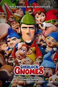Sensory Friendly - Sherlock Gnomes