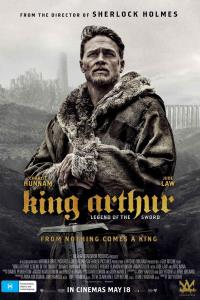King Arthur: Legend of the Sword  (CINEMAX)