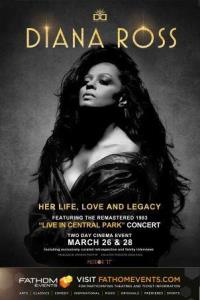 Diana Ross: Her Life, Love, A Legacy