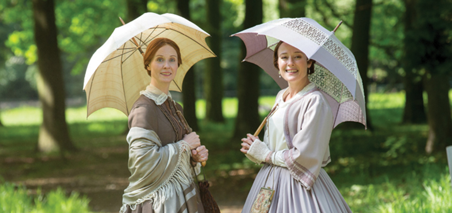 Coming Soon: A Quiet Passion