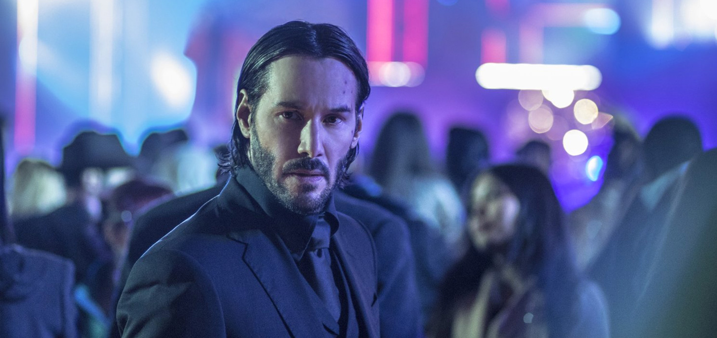 Regent Cinemas  Coming Soon  John Wick  Chapter 2
