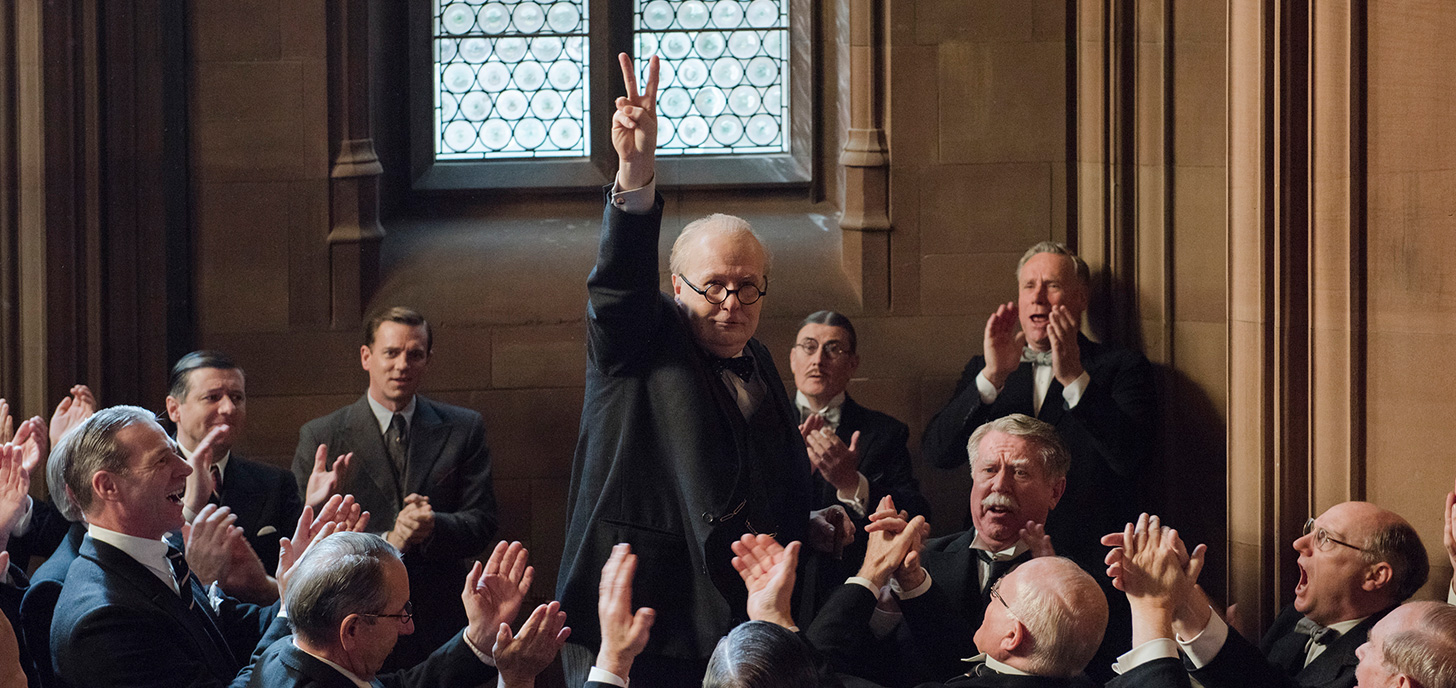 Now Showing: Darkest Hour