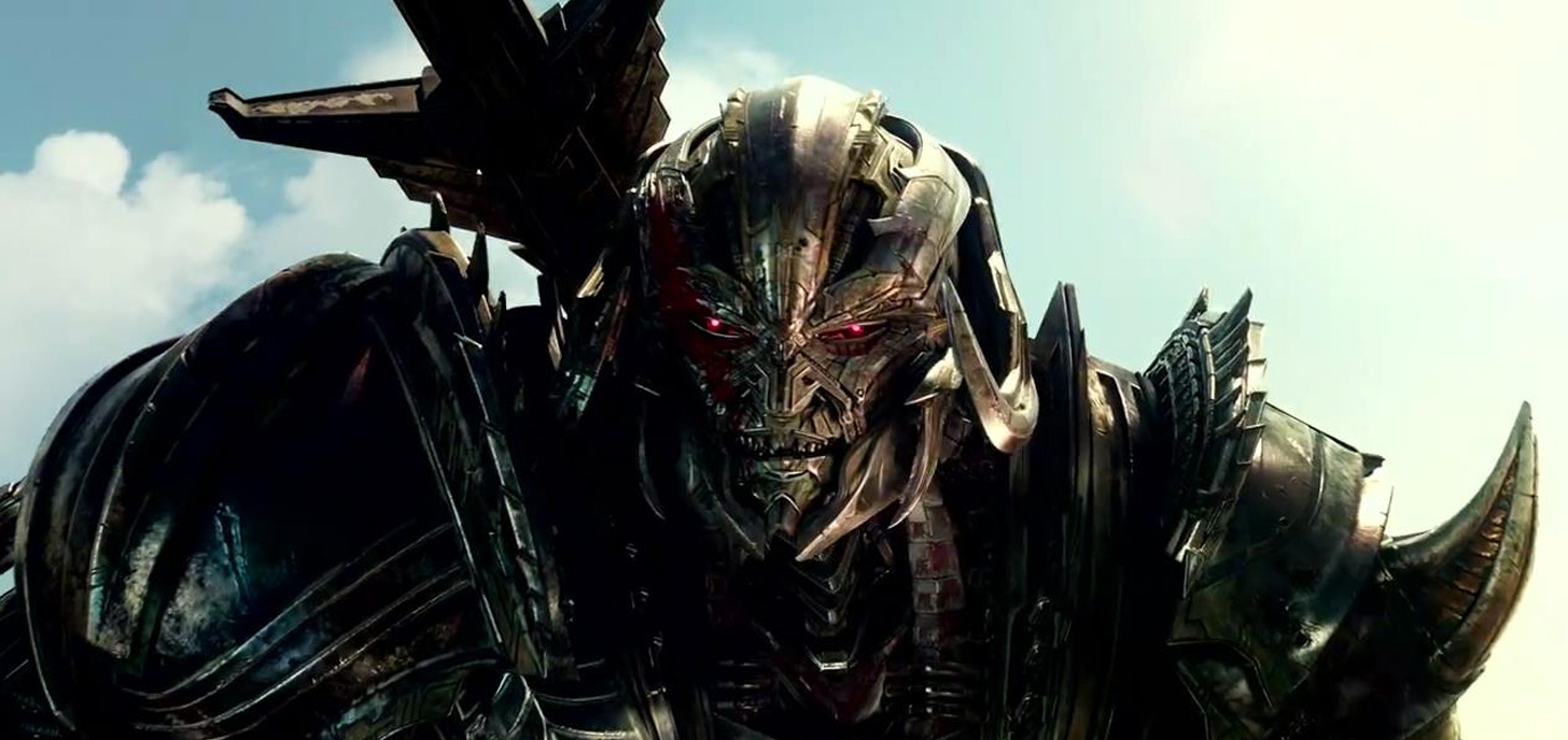Now Showing: Transformers The Last Knight