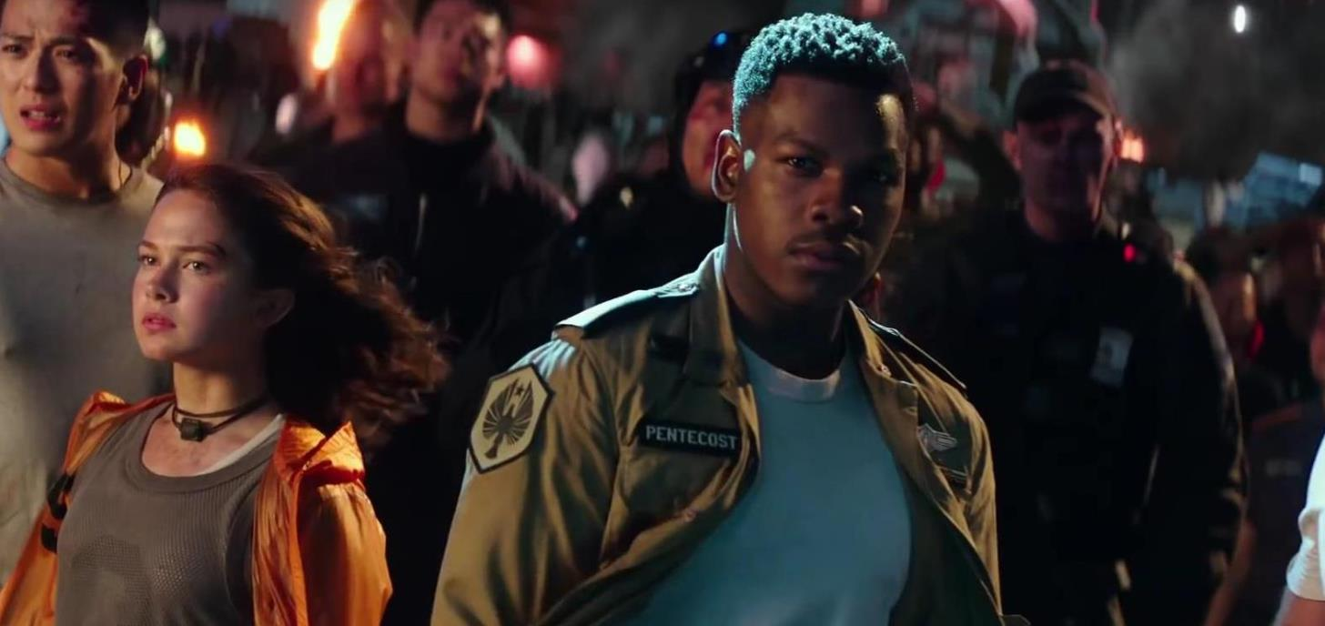 Now Showing: Pacific Rim Uprising