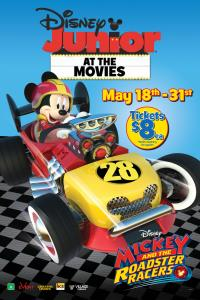 Disney Jr Movies: Mickey & The Roadster Racers