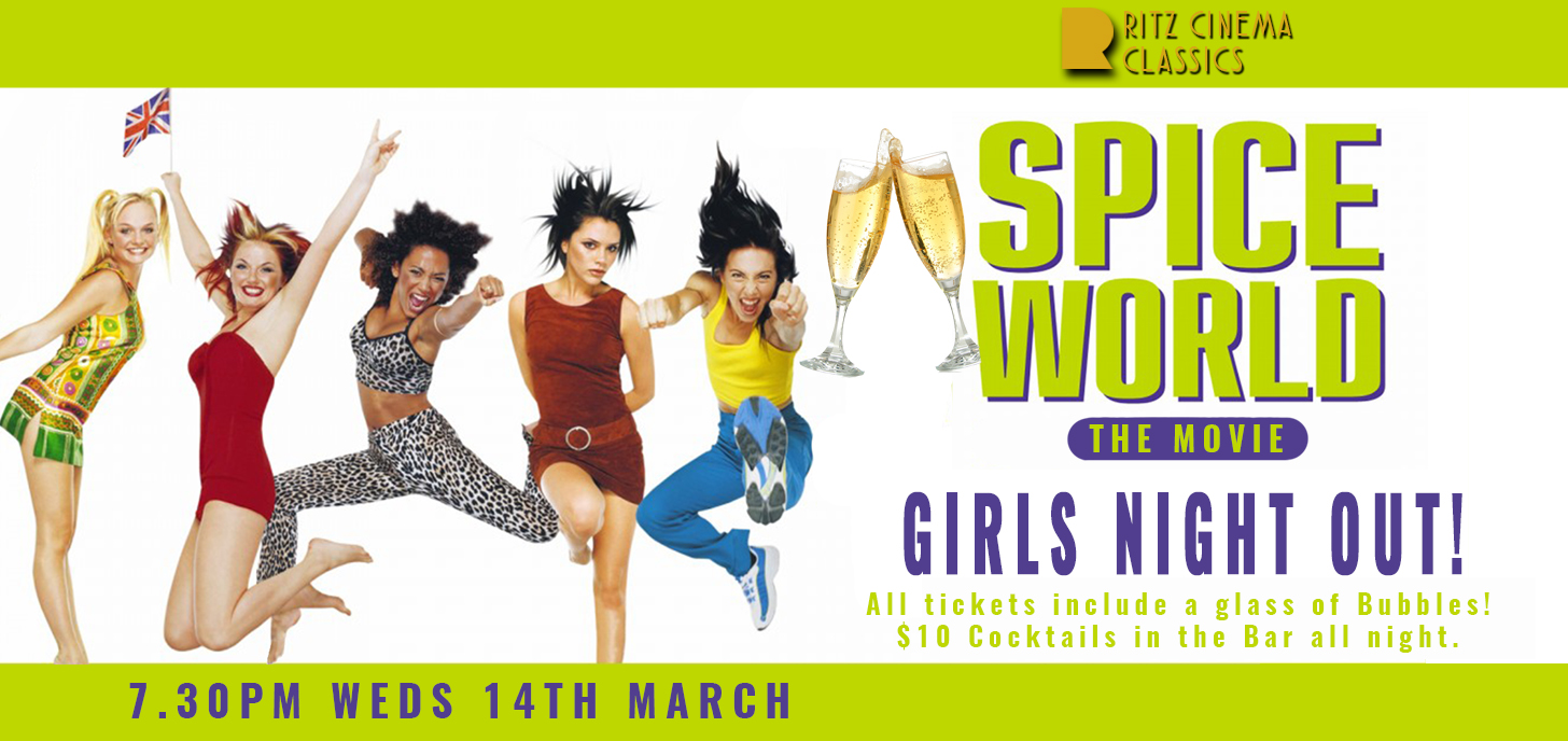 SPICE WORLD THE MOVIE girls night out