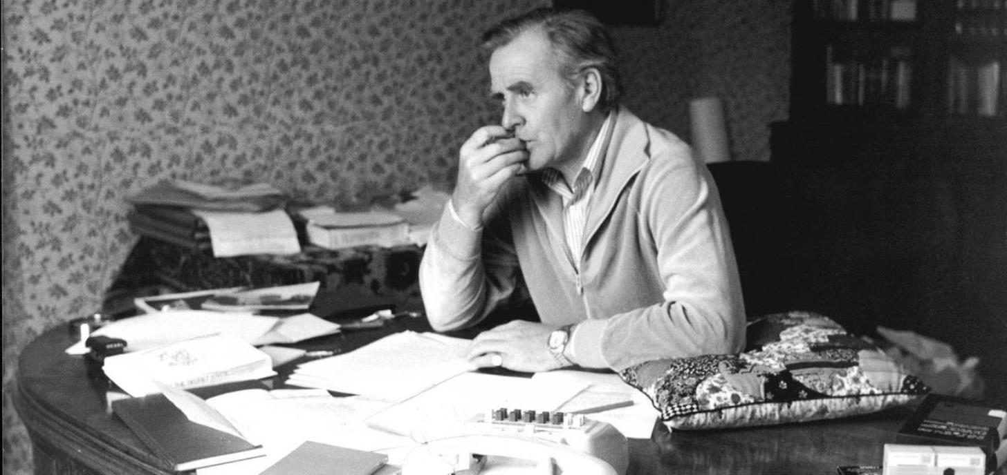 John Le Carré - An Evening with George Smiley at Classic