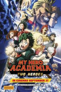 My Hero Academia: The Two Heroes