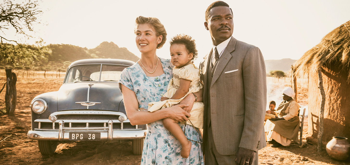 Now Showing: A United Kingdom
