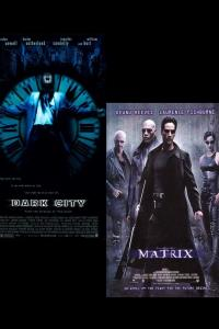 The Matrix + Dark City - 35mm