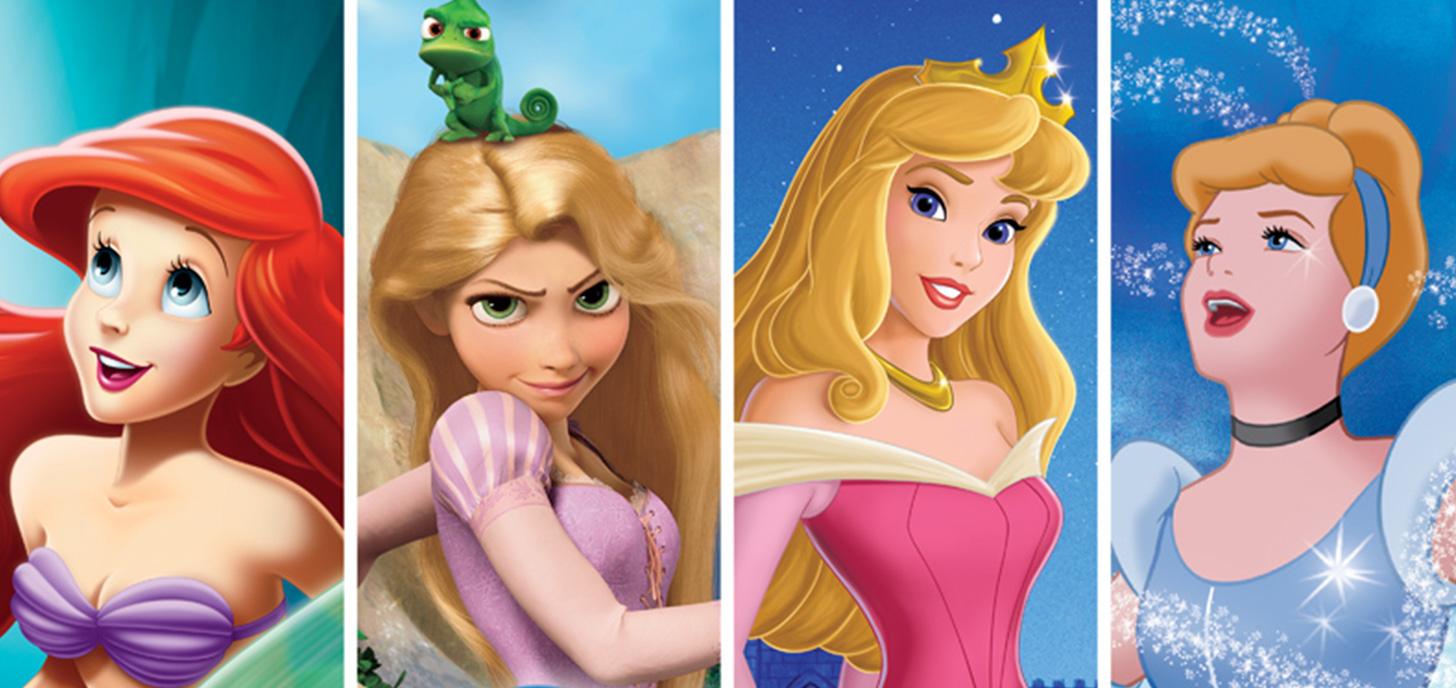 Now Showing: Disney Princess Festival
