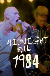 Midnight Oil 1984