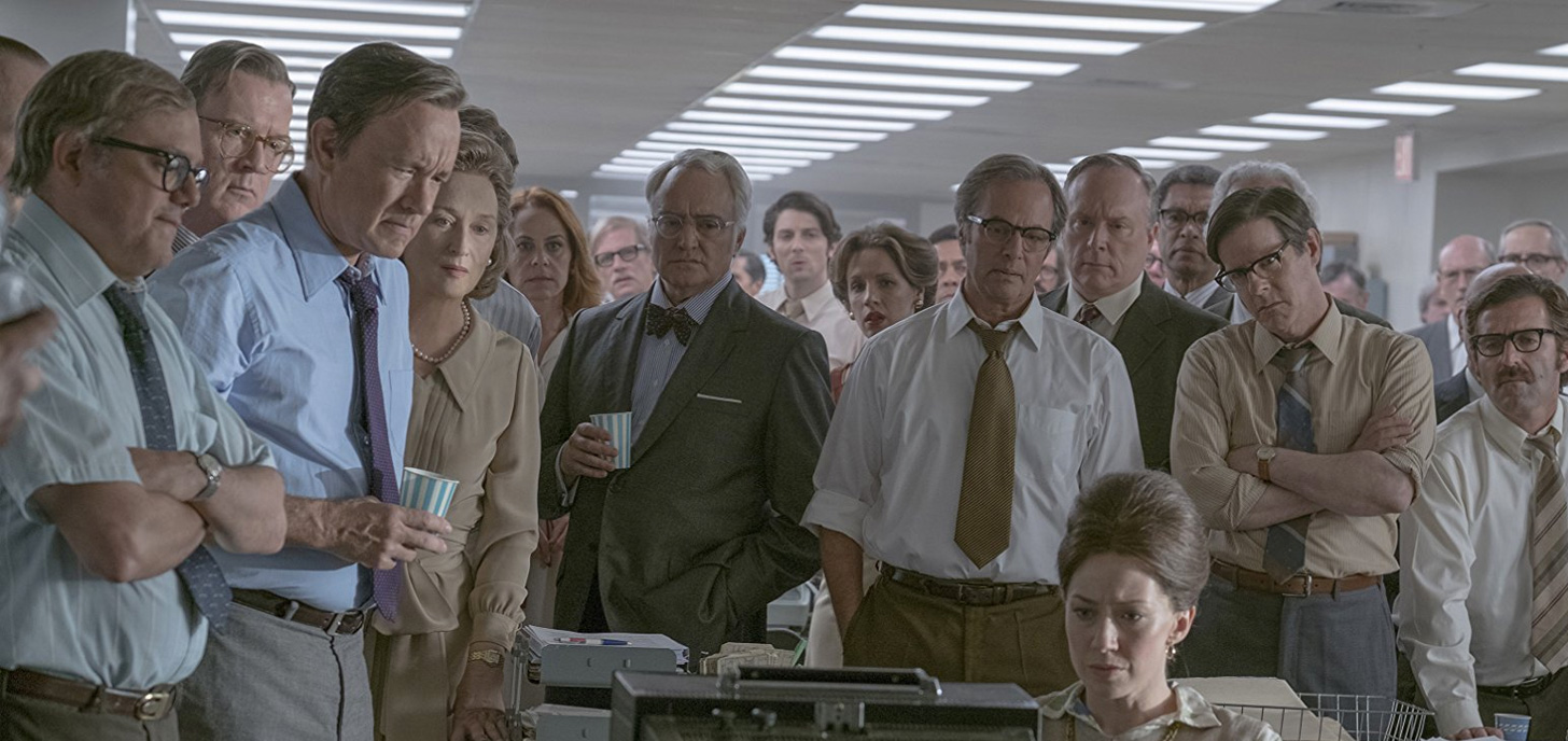 Now Showing: The Post