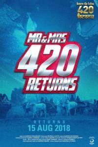 Mr. & Mrs. 420 Returns