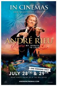 André Rieu 2018 Maastricht Concert: Amore, My Tribute to Love
