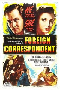 Foreign Correspondant (1940)