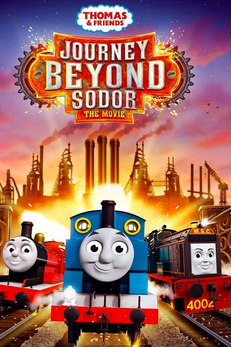 Thomas & Friends : Journey beyond Sodor