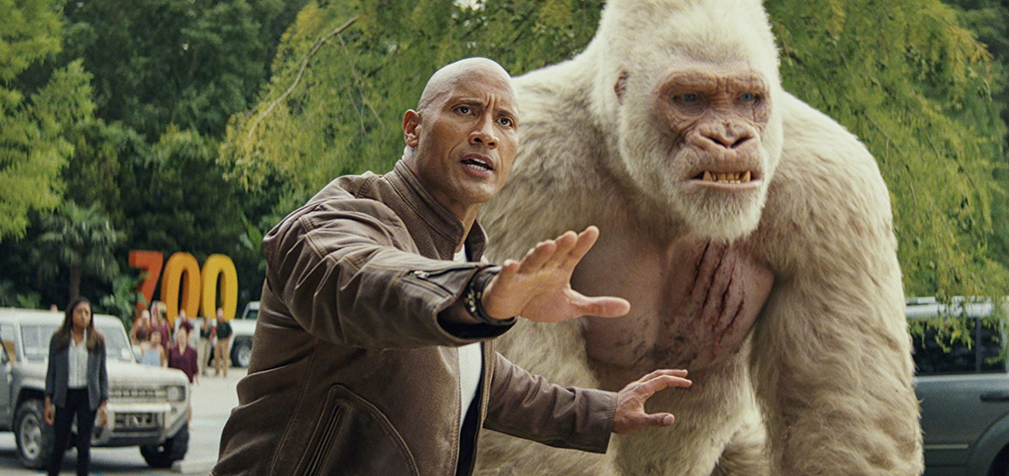 Now Showing: Rampage