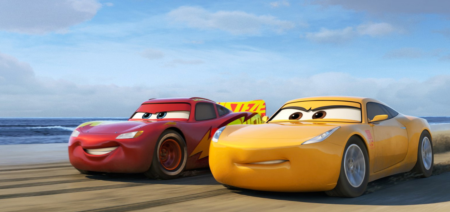 Now Showing: Cars 3