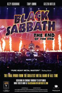 Black Sabbath: The End Of The End