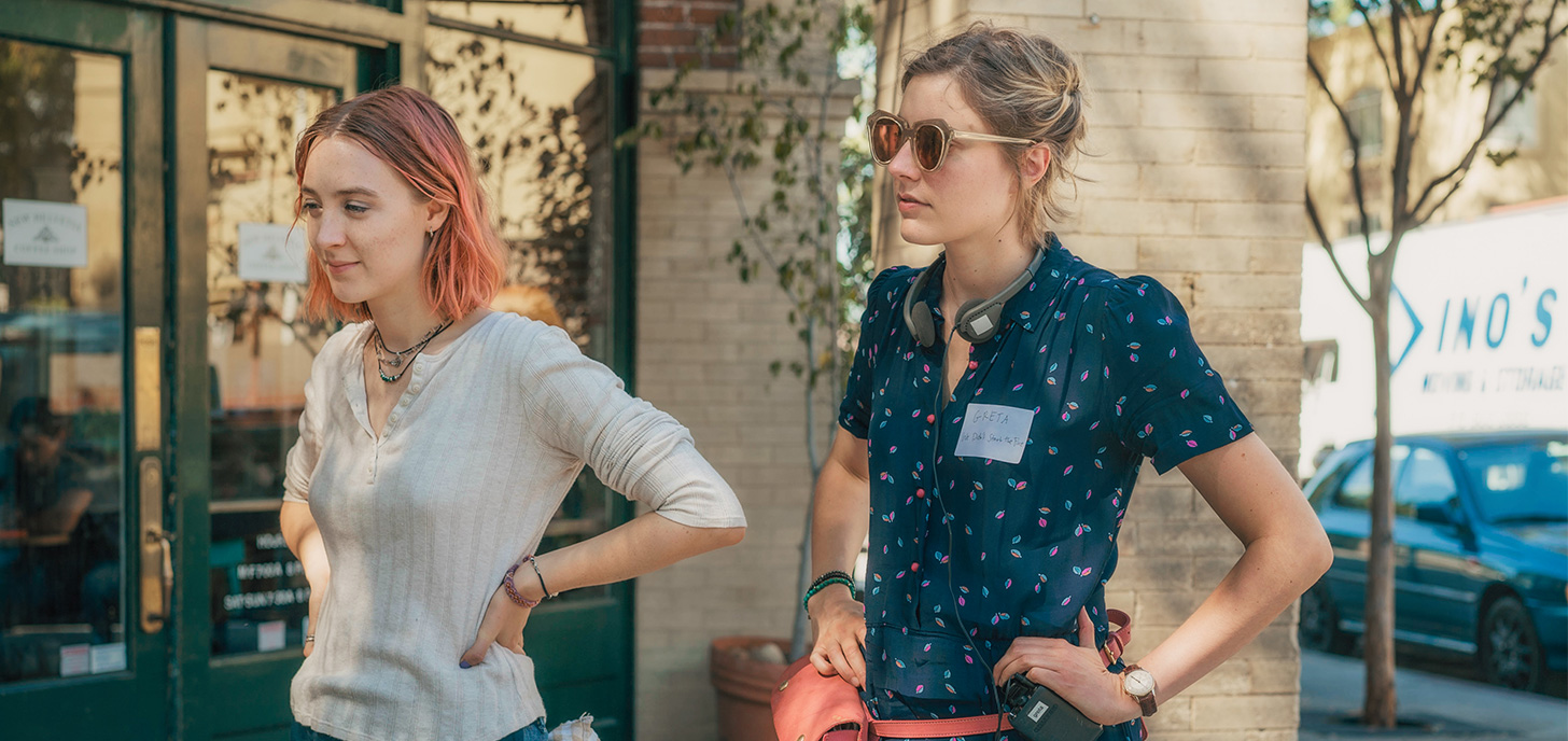 Now Showing: Lady Bird